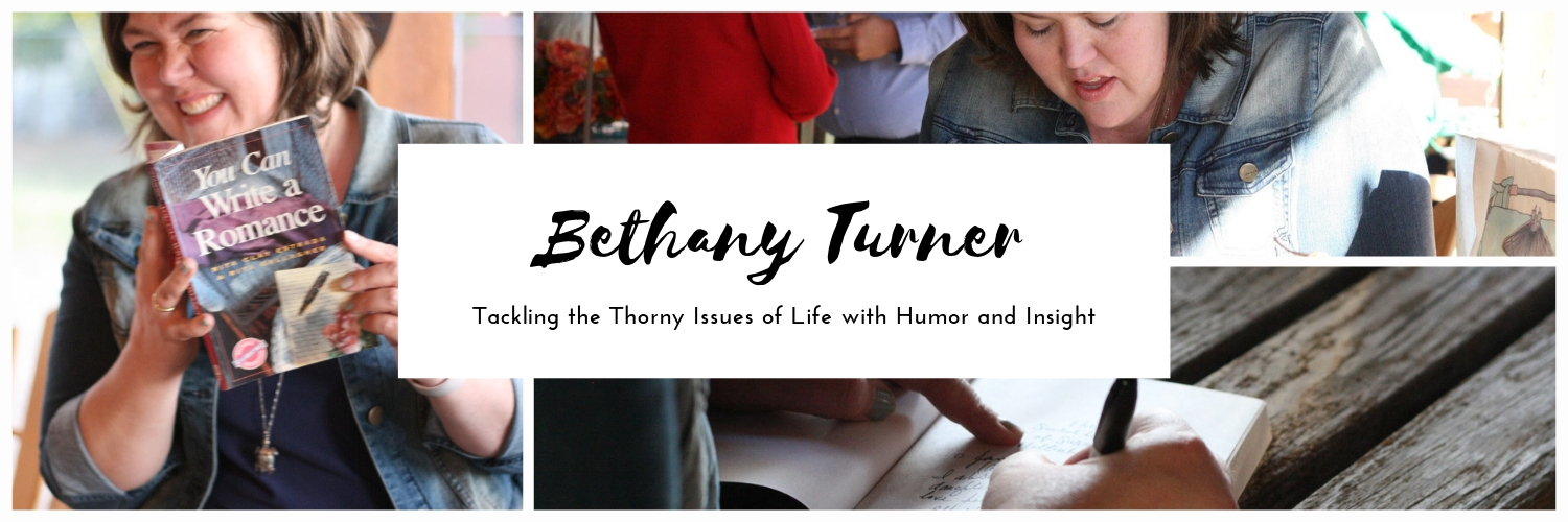 Award-Winning Author Bethany Turner
